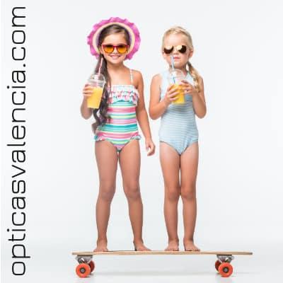 gafas de sol niños - niñas - kids - valencia | OpticasValencia.com | Optica Santander
