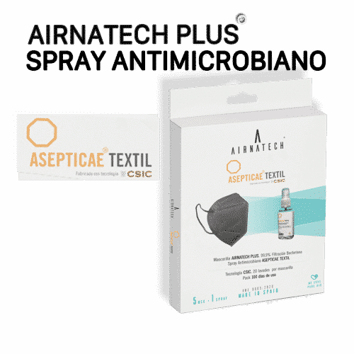 MASCARILLA SPRAY ANTIMICROBIANO